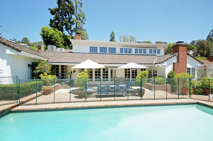 emma stone and andrew garfield house
