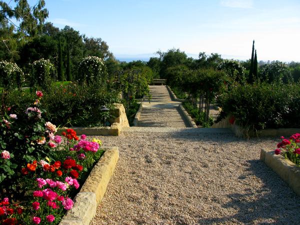 Oprah Winfrey's Santa Barbara Estate