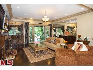 Britney Spears House Beverly Hills Living Room