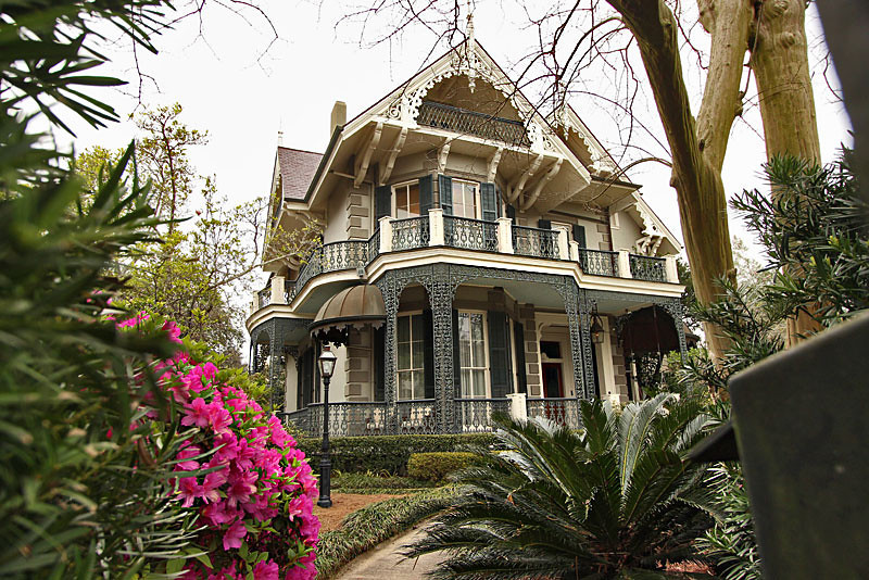 Best Homes In New Orleans Garden District