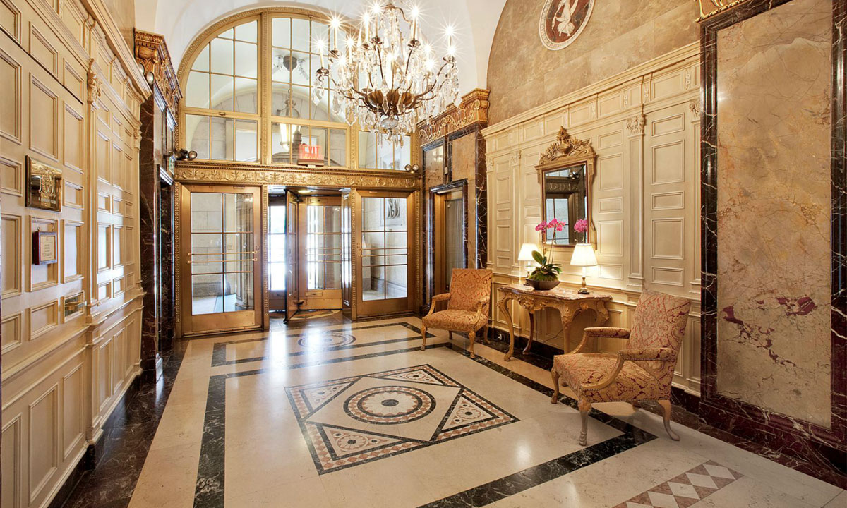 7 most expensive penthouses in the u s for Most expensive penthouse new york