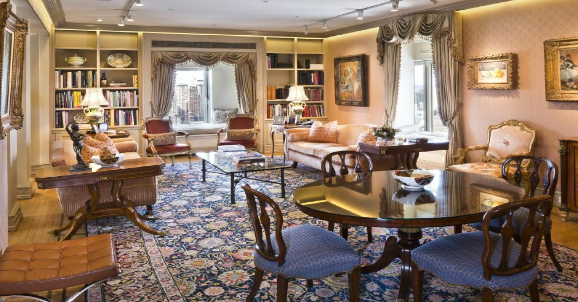 7 most expensive penthouses in the u s for Most expensive penthouse in nyc