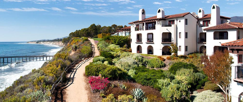 Visiting santa barbara home to the rich and famous for Rich homes in california