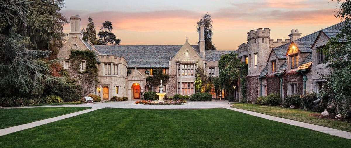 View Now | Playboy Mansion In Beverly Hills, CA Photo: Jim Bartsch Via The  Agency