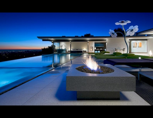 Hollywood hills celebrity homes map great