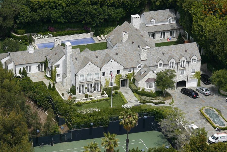 Tom Cruise Former House