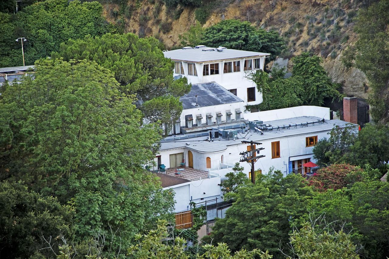 homes of movie stars in hollywood and beverly hills