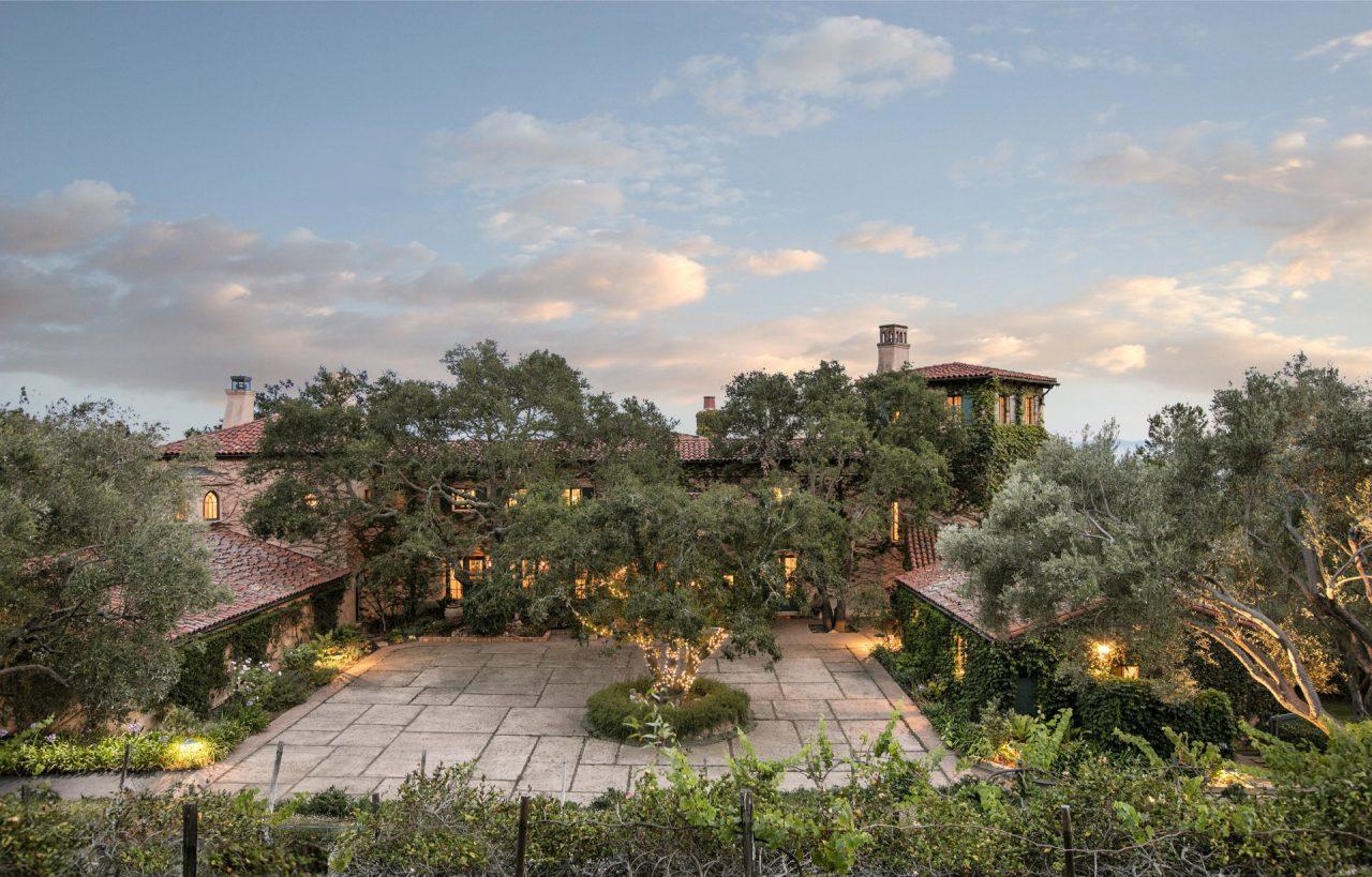 Visiting Santa Barbara Home To The