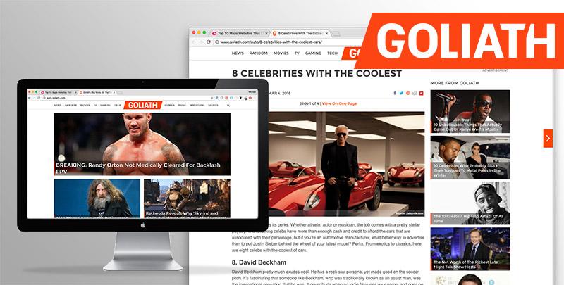 StarMap Press Review on Goliath.com