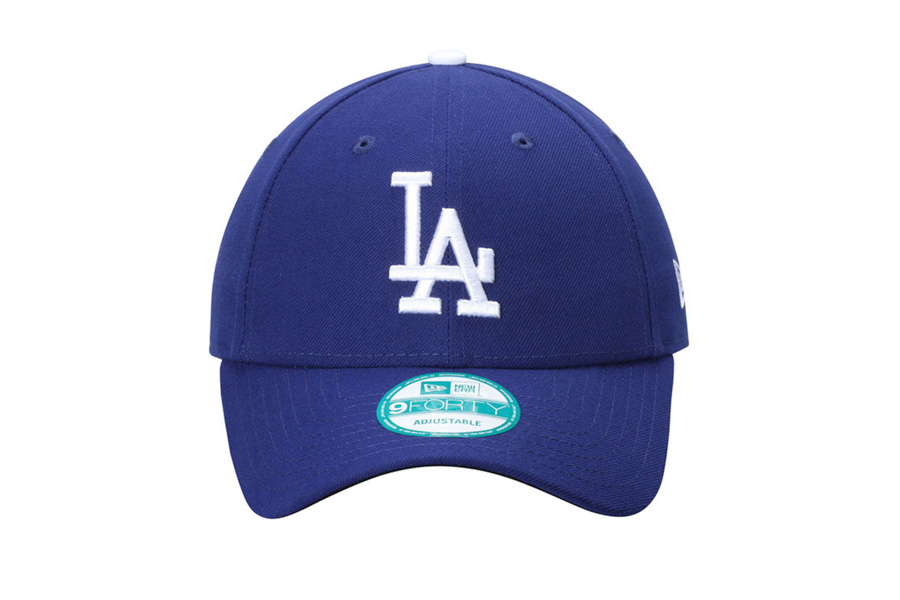 caaa45fd54a Men s Los Angeles Dodgers New Era Royal Blue MLB Baseball Cap Flex ...