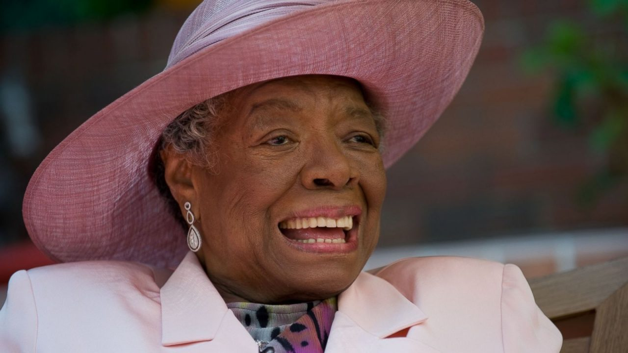 maya angelou s what s so funny an